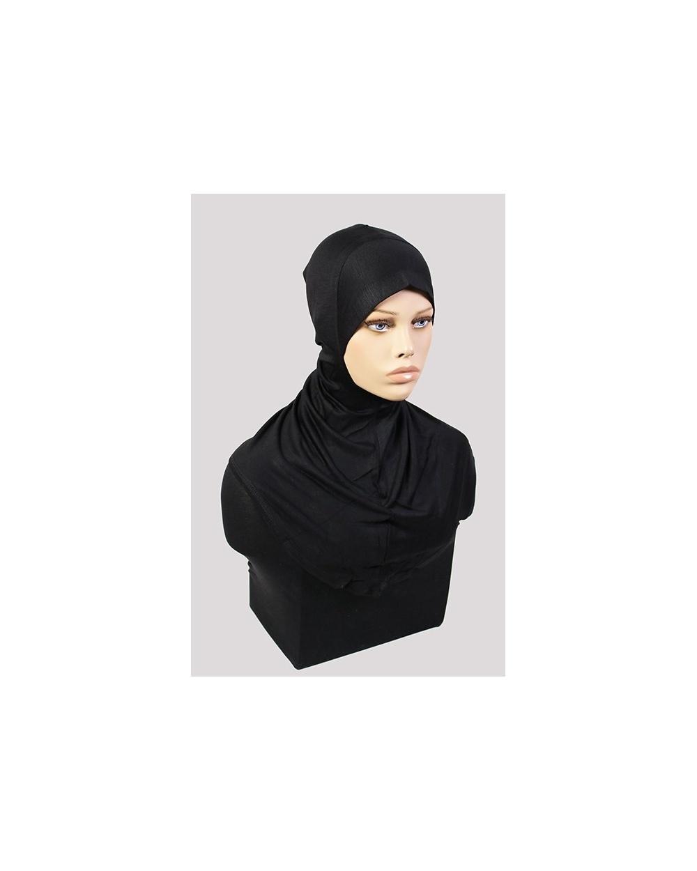 Cagoule ninja maxi noir
