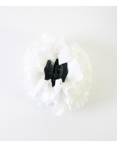 Pince volumateur hijab Blanc