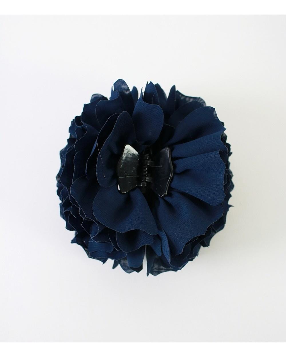Pince volumateur hijab Bleu marine
