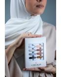Boite épingles pour hijab