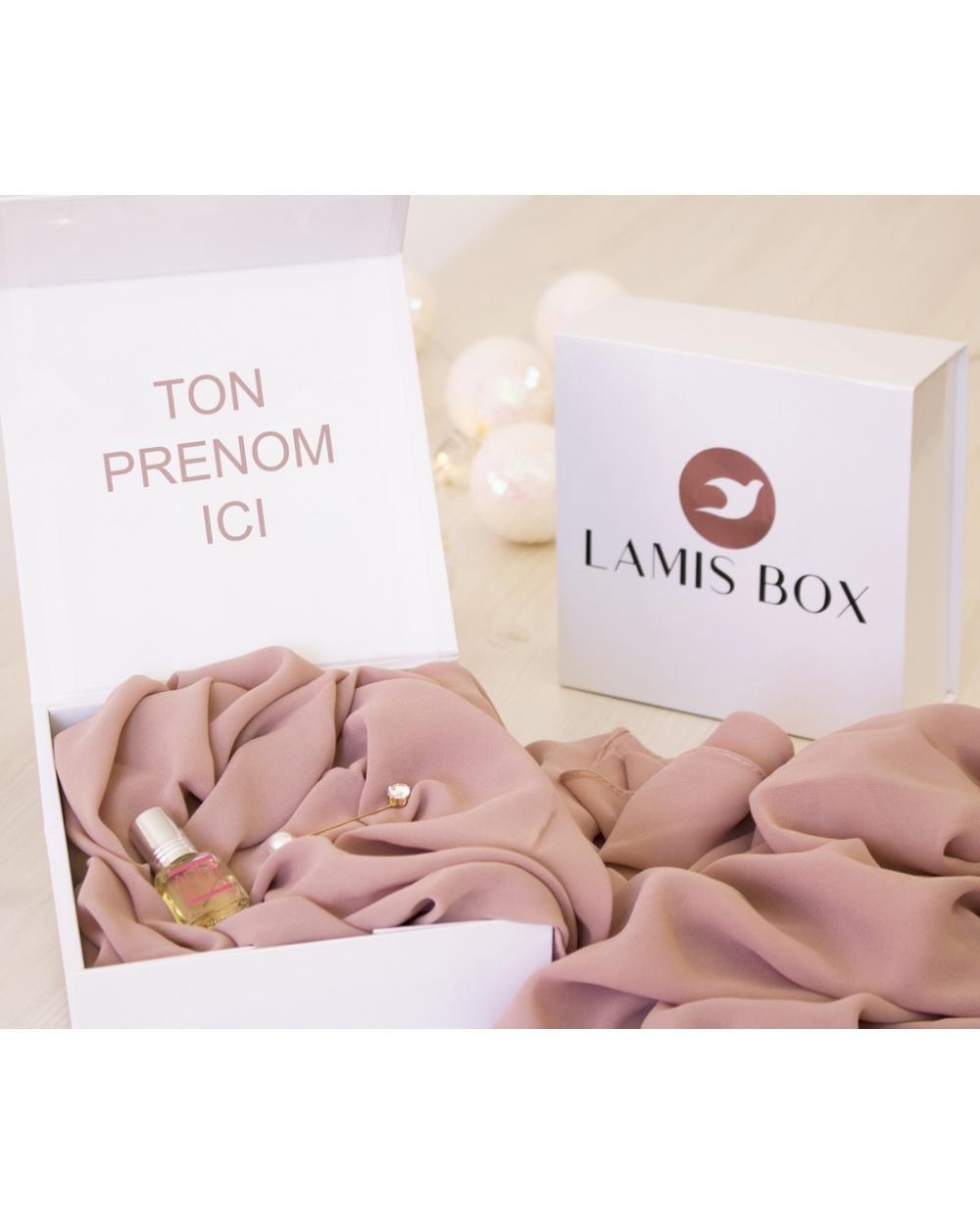 LAMIS BOX - PRÉNOM PERSONNALISÉ