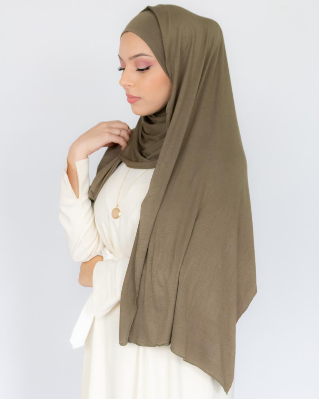 hijab à enfiler jersey 4