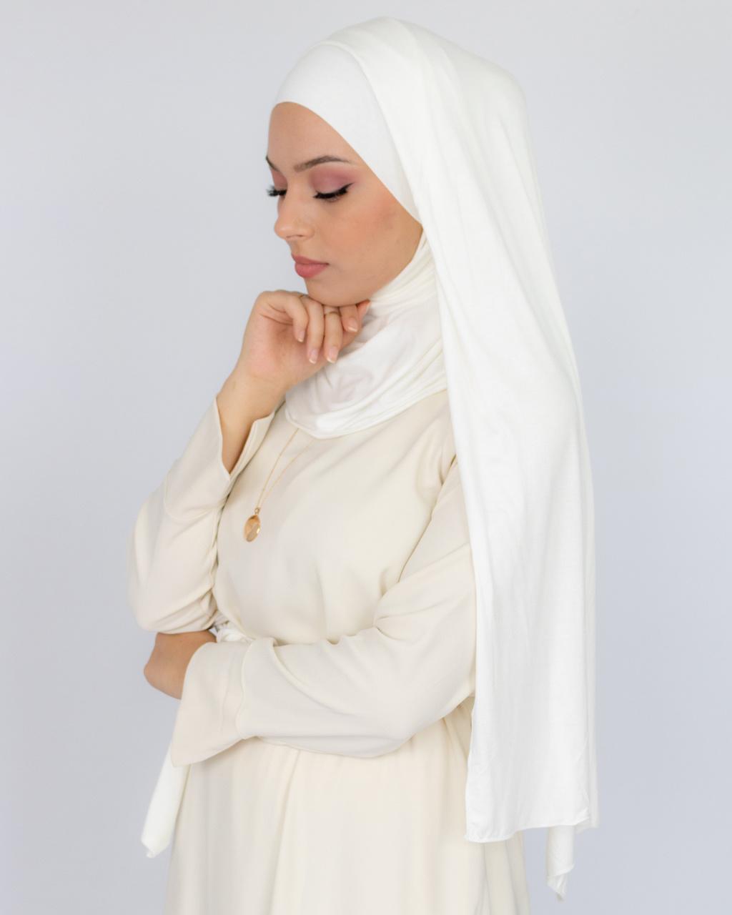 hijab à enfiler jersey 1