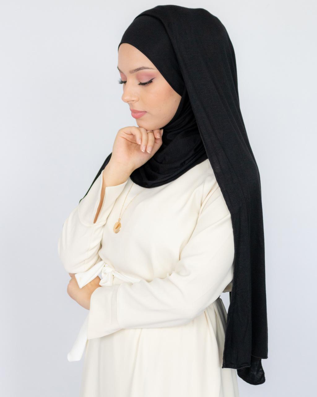 hijab à enfiler jersey 6