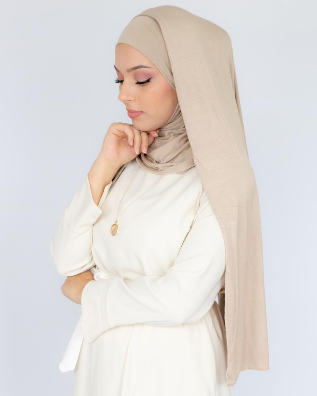 hijab à enfiler jersey 2